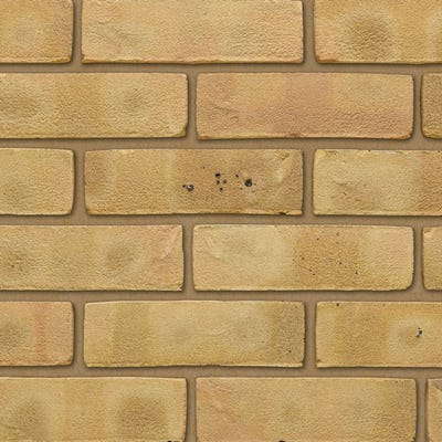 Ibstock Sevenoaks Yellow Stock Facing Brick Pack of 475