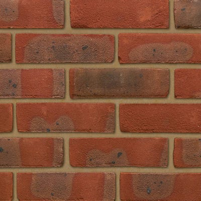 Ibstock Thakeham Red Multi Stock Facing Brick Pack of 475