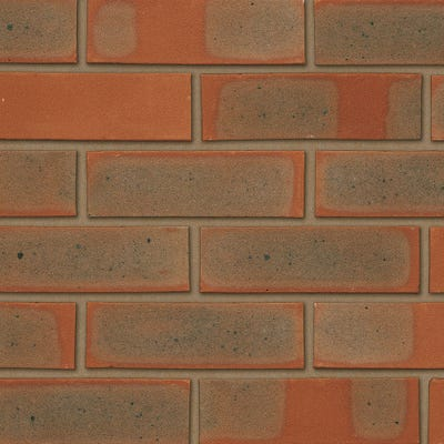 Ibstock Dorking Multi Wirecut Facing Brick Pack of 500