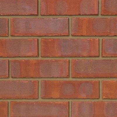 Ibstock Reigate Medium Multi Wirecut Facing Brick Pack of 500