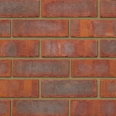 Ibstock Reigate Purple Wirecut Facing Brick Pack of 500