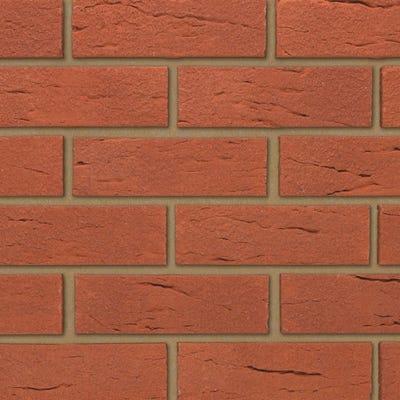 Ibstock Surrey Orange Wirecut Facing Brick Pack of 500