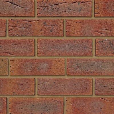 Ibstock Surrey Russet Wirecut Facing Brick Pack of 500