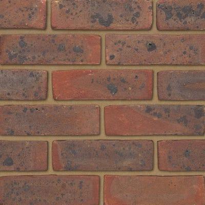 Ibstock West Hoathly Medium Multi Stock Facing Brick Pack of 500