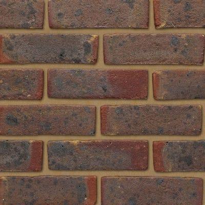 Ibstock Sharpthorne Mixture Stock Facing Brick Pack of 500
