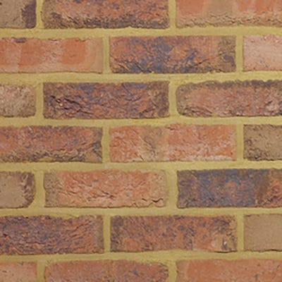 Wienerberger Medium Surrey Blend Stock Facing Brick Pack of 680