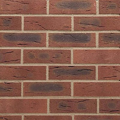 Wienerberger Tuscan Red Multi Wirecut Facing Brick Pack of 430