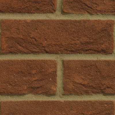 Forterra Oakthorpe Red Thrown Facing Brick of 495