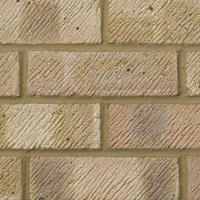 Forterra LBC Brecken Grey Pressed Facing Brick Pack of 390