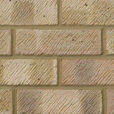 Forterra LBC Brecken Grey Pressed Facing Brick Pack of 390