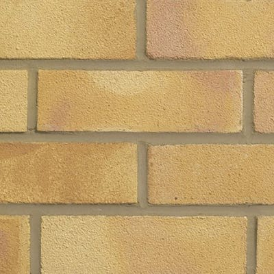 Forterra LBC Golden Buff Pressed Facing Brick Pack of 390
