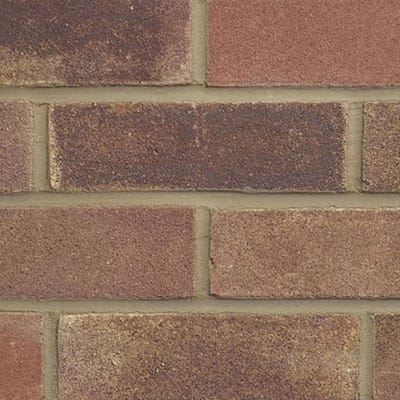 Forterra LBC Heather Pressed Facing Brick Pack of 390