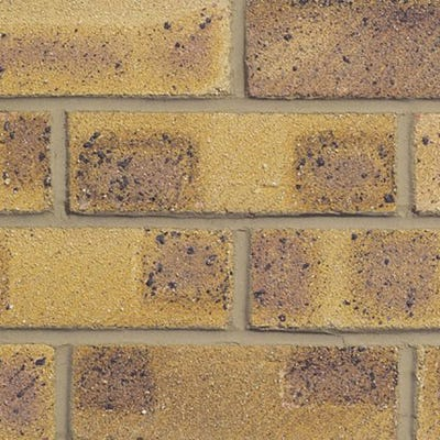 Forterra LBC Ironstone Pressed Facing Brick Pack of 390