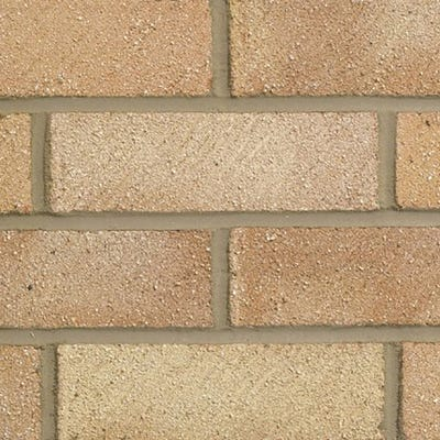 Forterra LBC Milton Buff Pressed Facing Brick Pack of 390