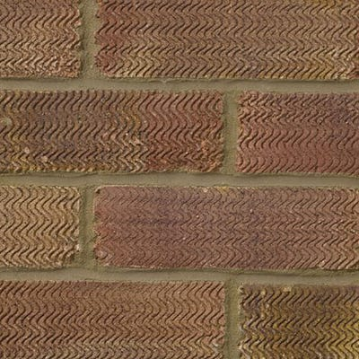 Forterra LBC Rustic Antique Pressed Facing Brick Pack of 390