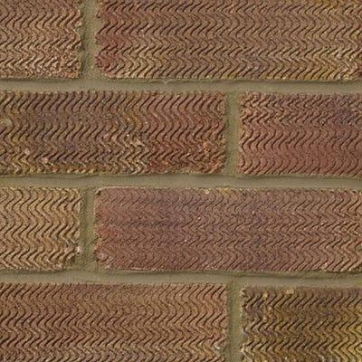 Forterra LBC Rustic Antique Pressed Facing Brick Pack of 390