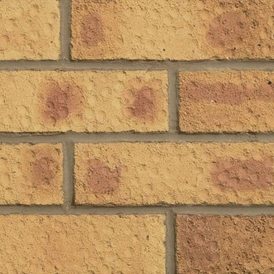 Forterra LBC Saxon Gold Pressed Facing Brick Pack of 390