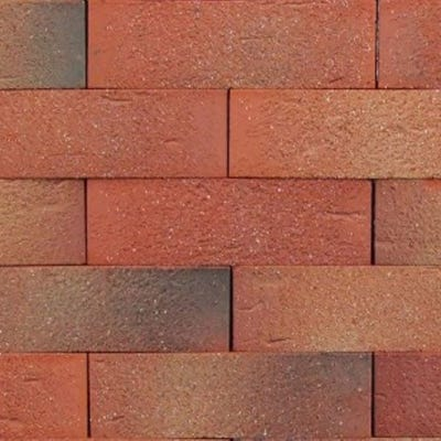 Lambourne Red Wirecut Facing Brick Pack of 520