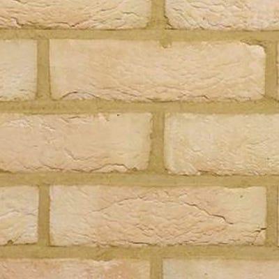 Wienerberger Sawston Buff Stock Facing Brick Pack of 652