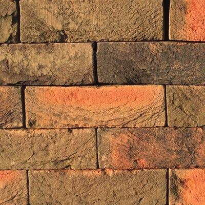 Wienerberger Rangemoor Red Multi Stock Facing Brick Pack of 652