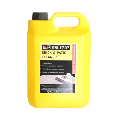 PlasCrete Brick & Patio Cleaner 5L