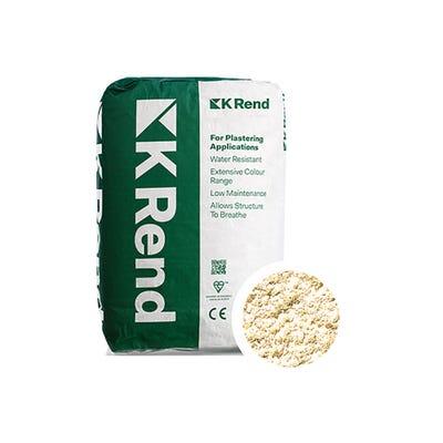 K Rend Silicone K1 Arran Scraped Render Coat 25Kg Pallet of 40