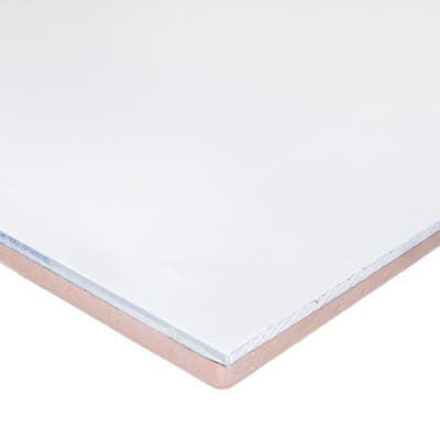 32.5mm Kingspan Kooltherm K118 Insulated Plasterboard 2400mm x 1200mm (8' x 4')