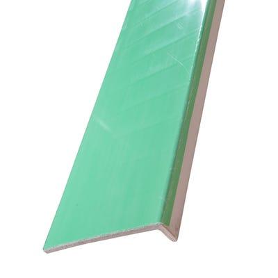 9mm x 175mm Primacell uPVC Fascia Board Single Leg 5000mm White