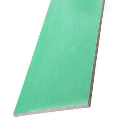 9mm x 175mm Primacell uPVC Soffit Board Single Round Edge 5000mm White