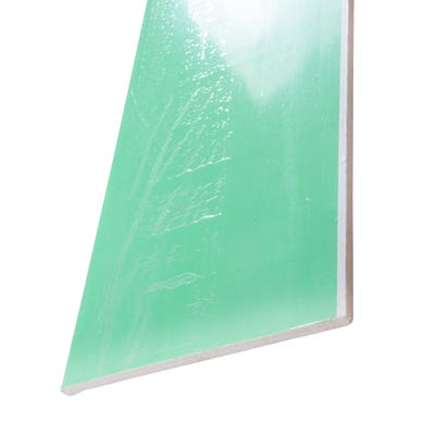 9mm x 200mm Primacell uPVC Soffit Board Single Round Edge 5000mm White