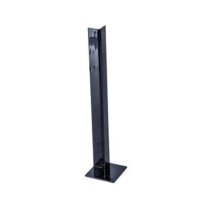 42mm x 300mm Primacell uPVC Internal Fascia Corner 90° Black