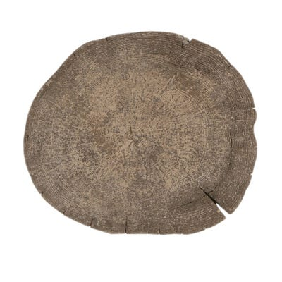 Bradstone 390mm x 450mm x 50mm Stonewood Stepping Stone Antique Brown Pack of 36