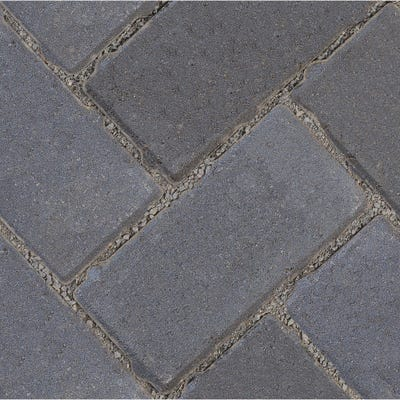 Bradstone 200mm x 100mm x 60mm Driveway Infilta Paving Charcoal Pack of 404 (8.08m²)