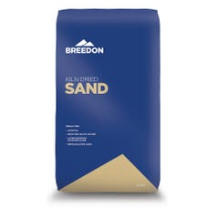 Breedon Kiln Dried Sand 20Kg