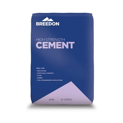 Breedon High Strength Cement 25Kg