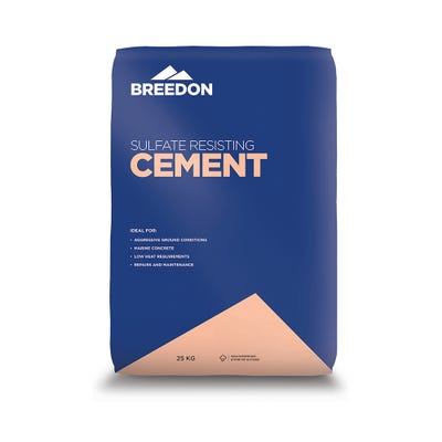 Breedon Sulfate Resisting Cement 25Kg