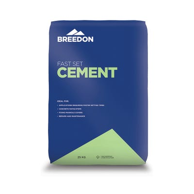 Breedon Fast Set Cement 25Kg