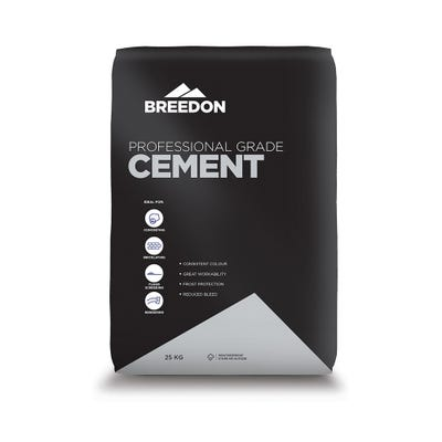 Breedon Professional Grade Cement 25Kg