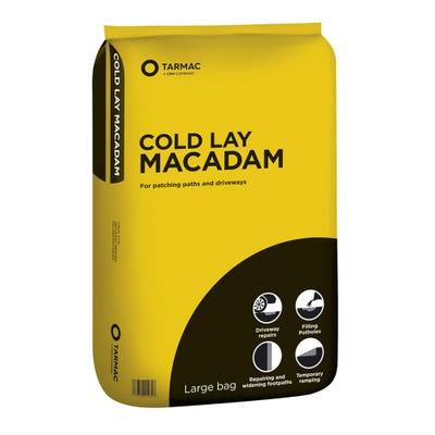 Tarmac Cold Lay Macadam 6mm 25Kg