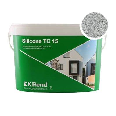 K Rend Silicone TC15 Granite 25Kg