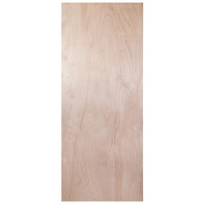 44mm Plywood FD30 Fire Door Blank 2135mm x 915mm (7' x 3')