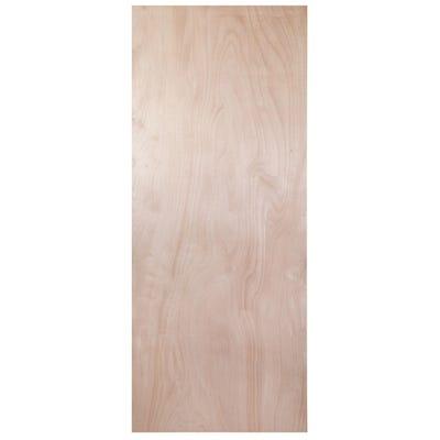 44mm Plywood FD30 Fire Door Blank 2135mm x 915mm (7' x 3')