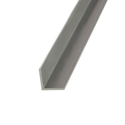 18mm x 18mm Richard Burbidge Aluminium Angle 2400mm FB249