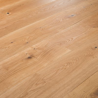 20 x 220mm Oak Brushed and Oiled T&G Engineered Wood Flooring