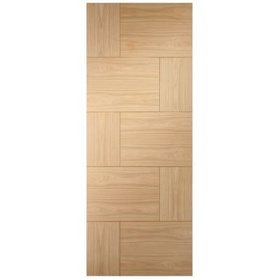 XL Joinery Internal Oak Ravenna 10 Panel FD30 Fire Door