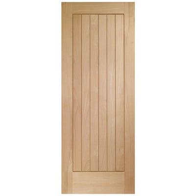 XL Joinery External Oak Suffolk 6 Panel Door