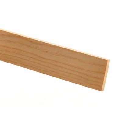 68mm x 15mm Richard Burbidge Pine Stripwood 2400mm LP167