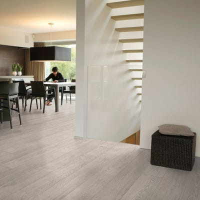 Quick Step Largo LPU1396 Light Rustic Oak Laminate Flooring