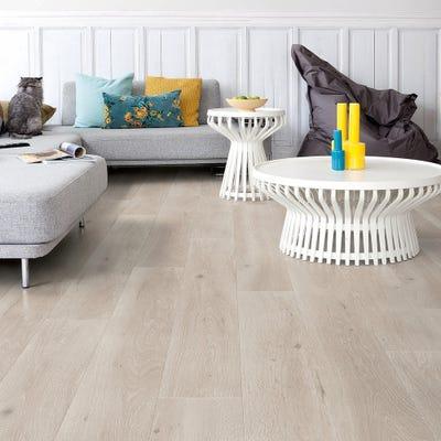 Quick Step Largo LPU1660 Long Island Oak Light Laminate Flooring