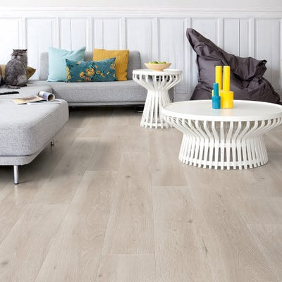 Quick Step Largo LPU1660 Long Island Oak Light Laminate Flooring